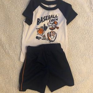 Other - 👶🏼24month Baseball Outfit👶🏼